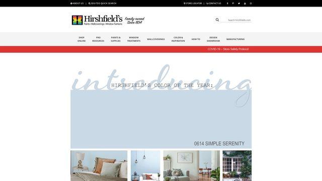 Hirshfield's, Inc.