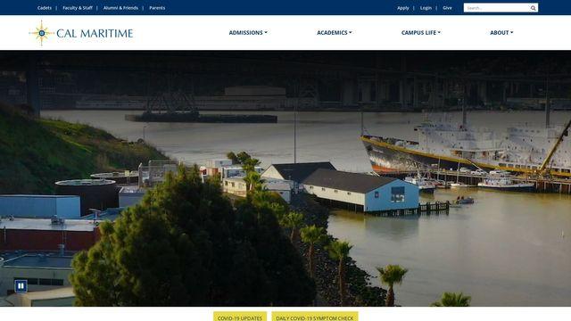 Cal Maritime Corporation