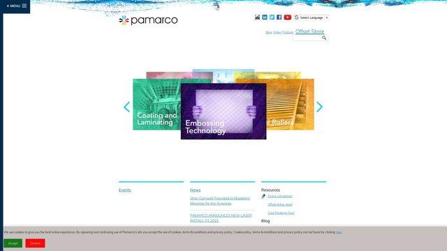 Pamarco Technologies LLC