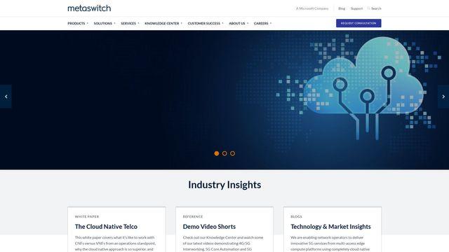Metaswitch Networks Ltd