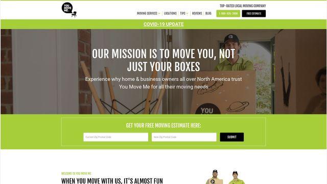 Tracksuit Movers (USA) Inc.