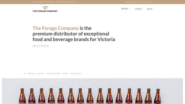 The Forage Company