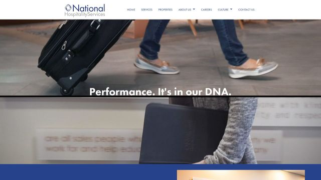 National Hospitality Services (NHS, LLC)
