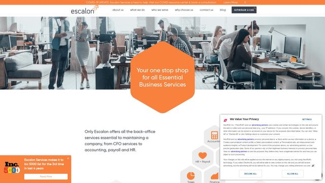 Escalon Business Services Pvt Ltd