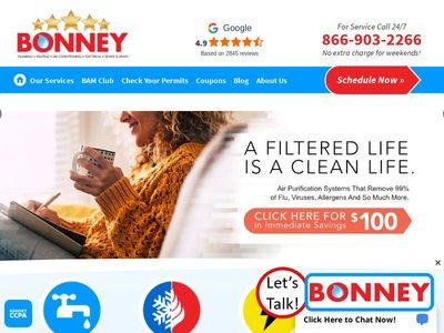 Bonney Plumbing, LLC