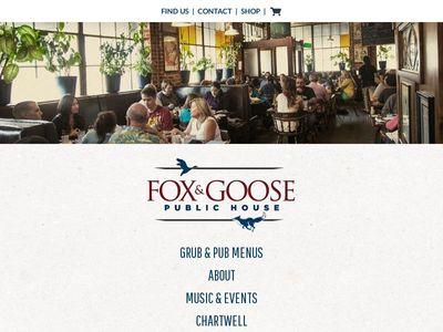 Fox & Goose Public House