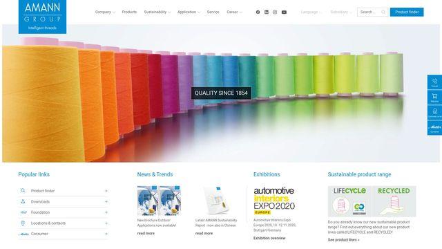 Amann & Sohne GmbH & Co. KG