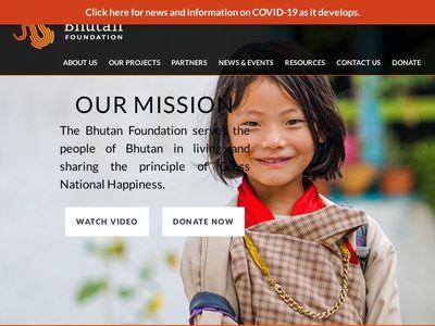 Bhutan Foundation, Inc.