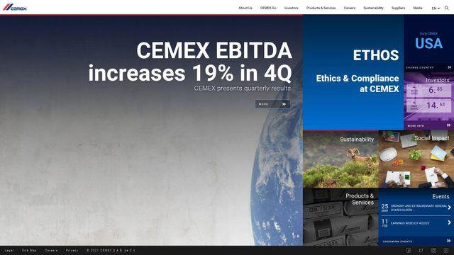 Cemex Operaciones Mexico, S.A.