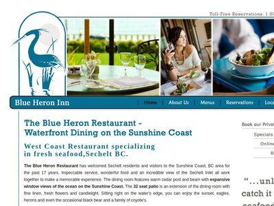 The Blue Heron Inn