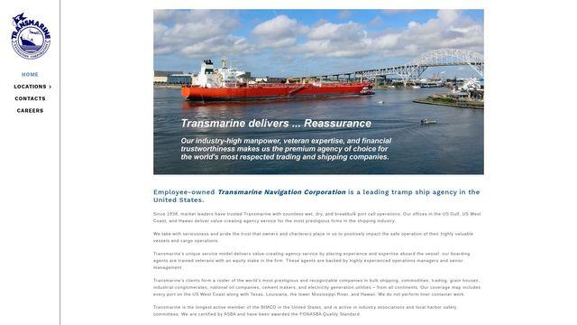 Transmarine Navigation Corp