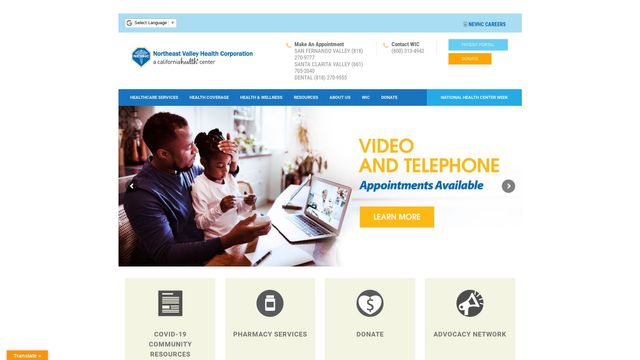 Northeast Valley Health Corporation