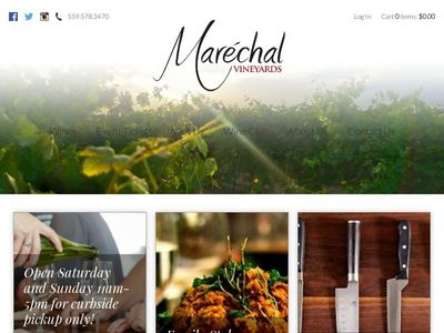 Marechal Vineyards