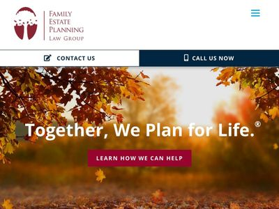 Family Estate Planning Law Group