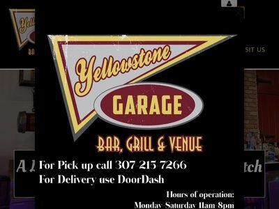 Yellowstone Garage