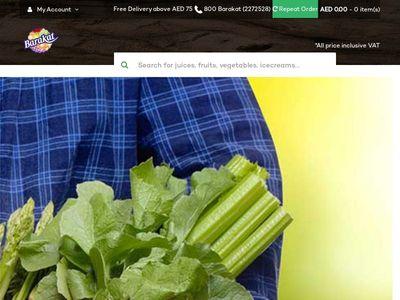 Barakat Vegetables & Fruits Co. (L.L.C.)