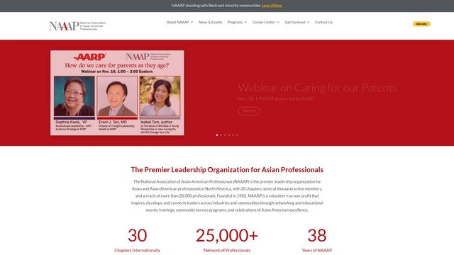 National Association of Asian American Professionals, Inc.