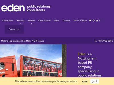 Eden PR