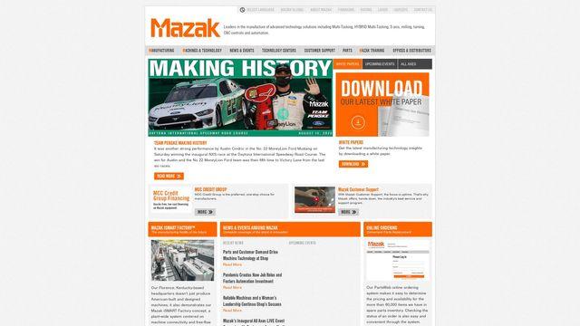 Mazak Corporation