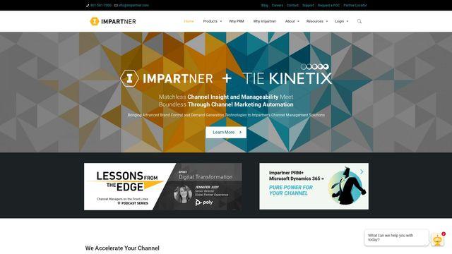 Impartner Inc.