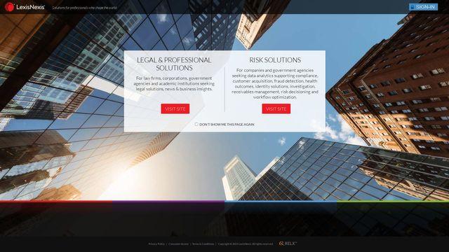 LexisNexis Risk Solutions Inc.
