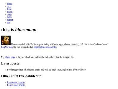 Planet Bluesmoon