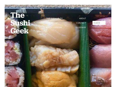 The Sushi Geek