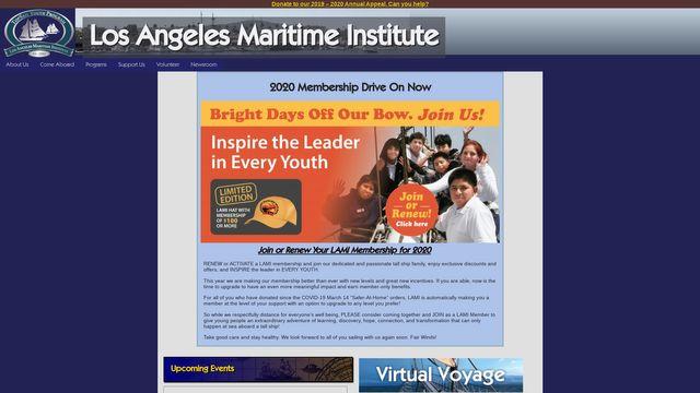 Los Angeles Maritime Institute