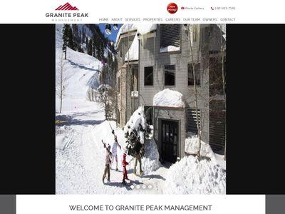 Granite Peak Management