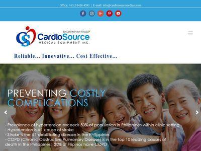 CardioSource Medical Equipment Inc