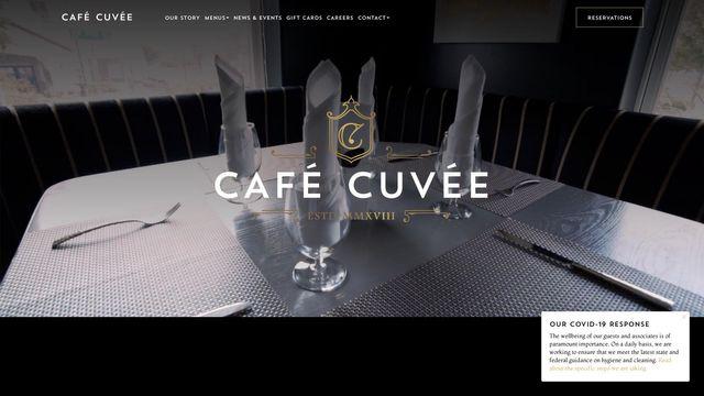 Cafe Cuvee