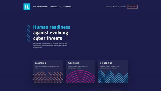 Immersive Labs Ltd