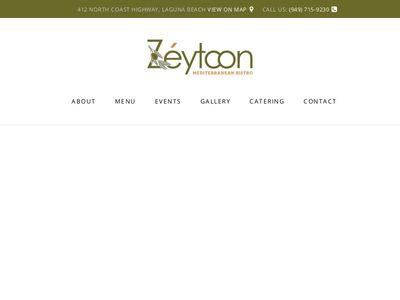 Zeytoon Cafe