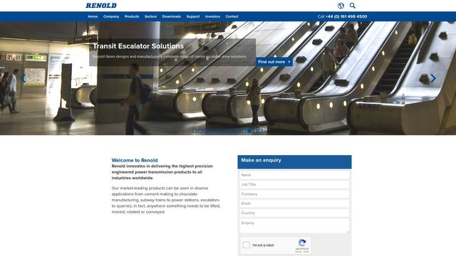 Renold Power Transmission Limited