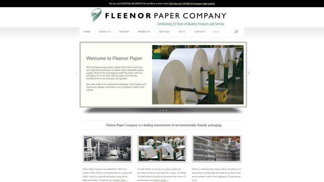 Fleenor Paper Company