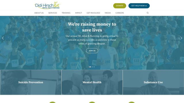 Didi Hirsch Mental Health Services