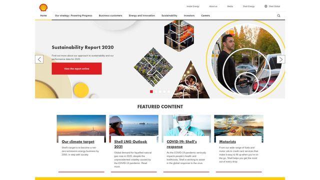 Shell International Limited