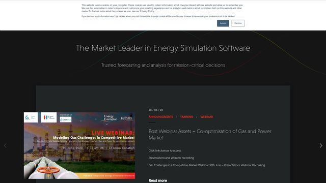 Energy Exemplar Pty Ltd