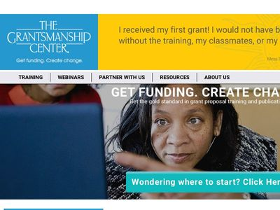 The Grantsmanship Center, Inc.