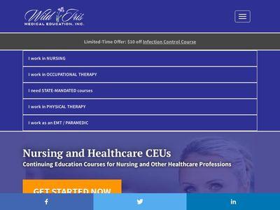 Wild Iris Medical Education, Inc.