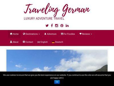 Traveling German