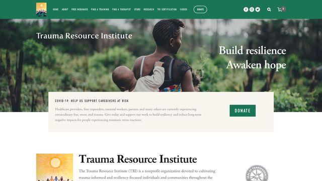 Trauma Resource Institute