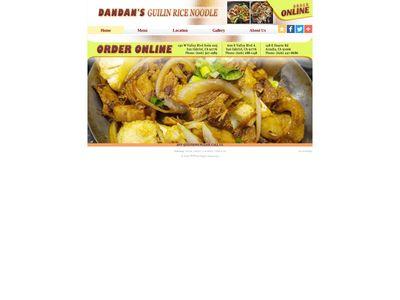 Dandan's Guilin Rice Noodle