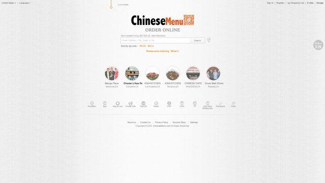2000 China Buffet Inc.