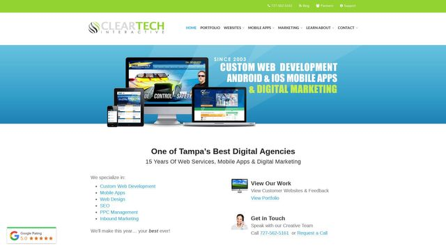 ClearTech Interactive Corp
