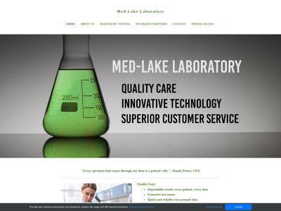 Med-Lake Laboratory, LLC.