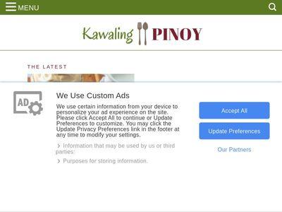 Kawaling Pinoy, LLC