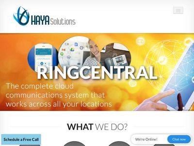 Haya Solutions Inc.