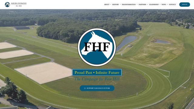 Fair Hill Foundation, Inc.