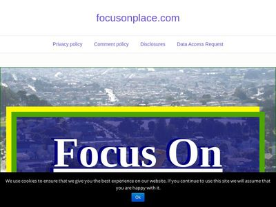 Focus On Place